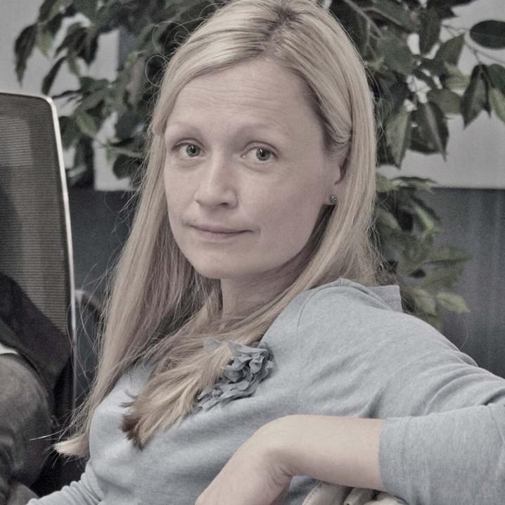 Alexandra Klamt (Werbeagentur Neugebauer & Partner, Burgdorf).