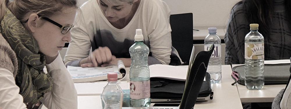 Renate Majer, Highdesign, Wien, und Andrea Suppan, Frischzellen für kreative Leistungen GmbH, Wien.