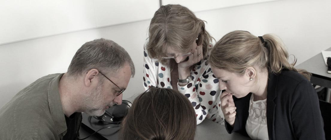 Andreas Petzold, Heike Vogt und Mareike Baumgartner, B-2014-05-23+24