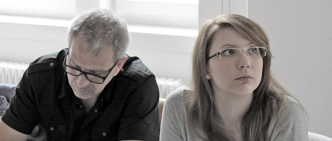 Alexander Frick und Bettina Klopfleisch, S-2014-05-06