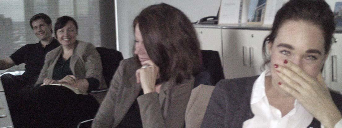 Christiane Landgraf und Fabienne Alexopoulos, F-2013-11-08