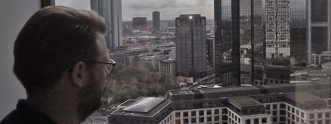 Daniel ruths for Kommunikationsdesign frankfurt