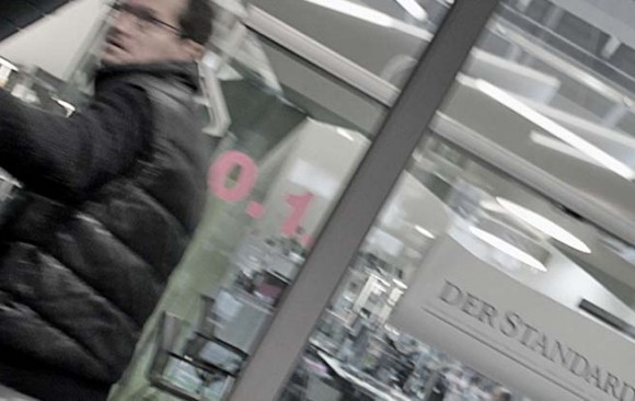 Egger & Lerch und Der Standard, Wien, 20.11.2013