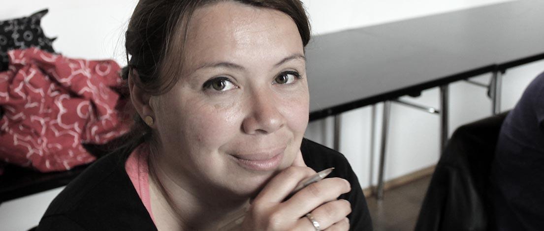 Georgina Schweikert-Islas, AGD (SIEexpressions Grafik Design, München).