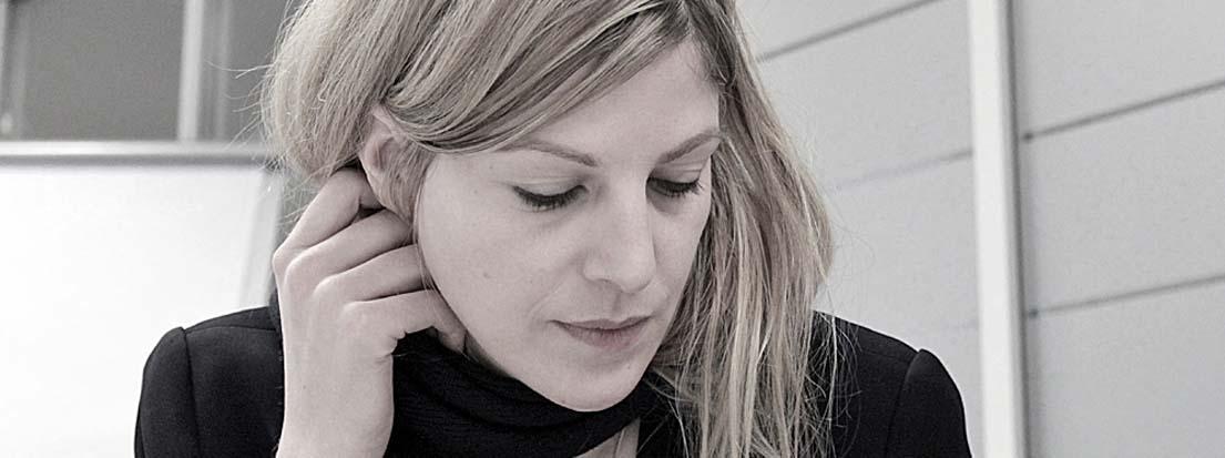 Jana Friedl, Grafikdesignerin, München.