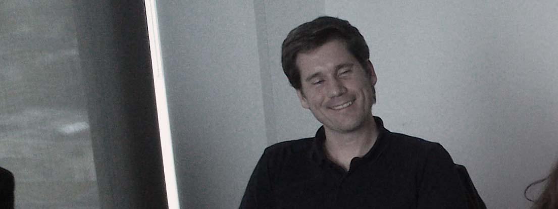 Jens Budny, Grafikdesigner, Frankfurt.