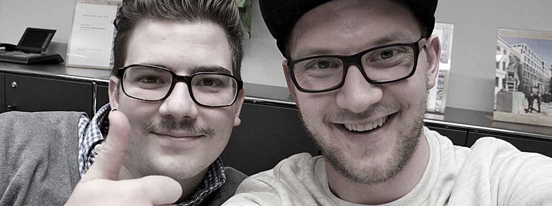 LP und Fabian Liehret, M-2013-11-15