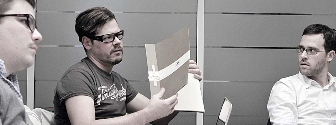 LP, Nando Dietz und TD, nandodesign GmbH, Nürnberg.