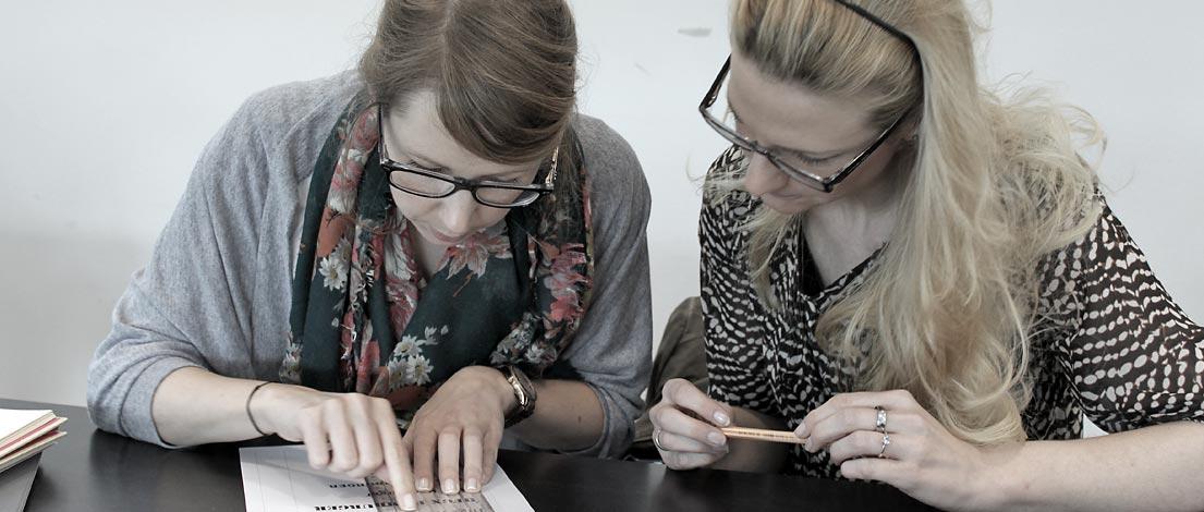 Melanie Grob und Anja Nagel-Friedrichs, K-2014-05-14