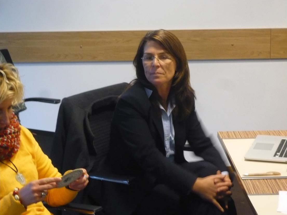 Nicole Gordine, AGD (Langen & Gordine Grafikhaus GmbH & Co. KG, Kerpen).
