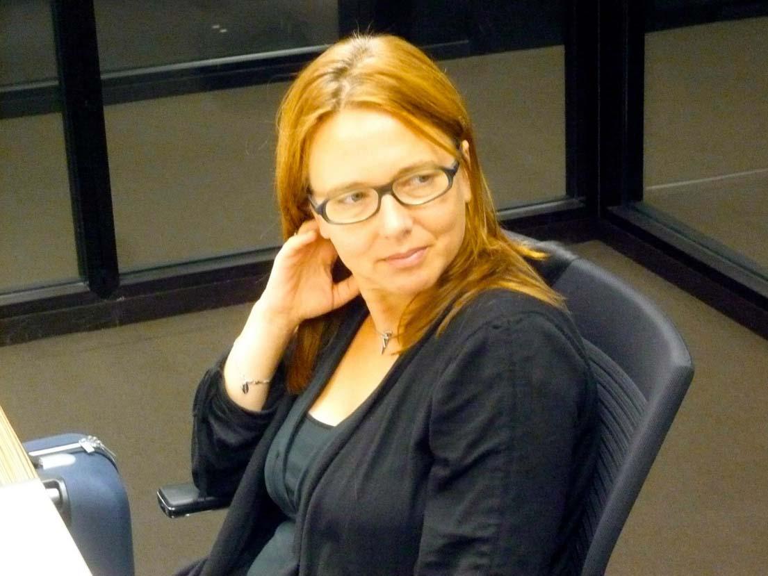 Victoria Ringleb (AGD Allianz deutscher Designer e.V., Braunschweig).