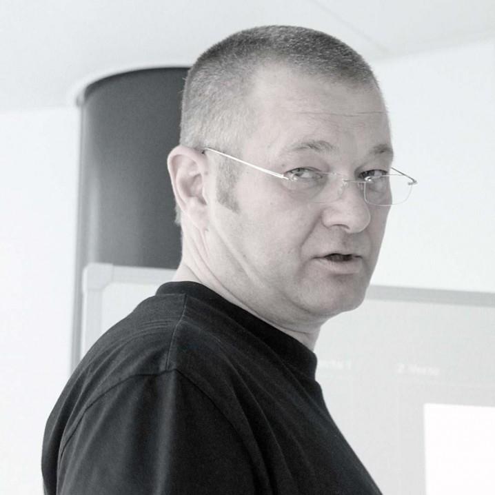 Wolfgang Beinert, Dozent (Atelier Beinert, Berlin).