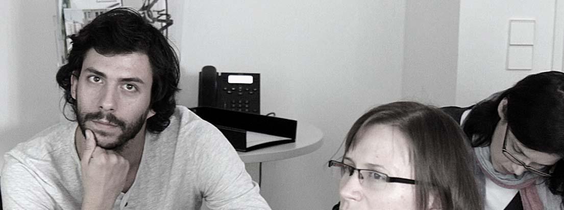 Wolfgang Hornung, forfox GmbH, Eisenstadt, und Sandra Glatz, Sandra Glatz Werbeagentur, Bernstein.