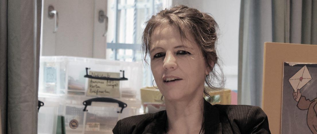 Tanja Stoll (G+R Agentur für Kommunikation GmbH, Pfungstadt).