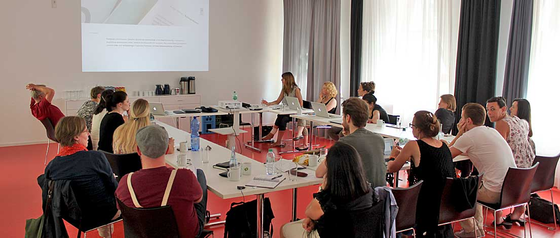 Hospitalhof Stuttgart, Seminar Designer, S-2015-06-12