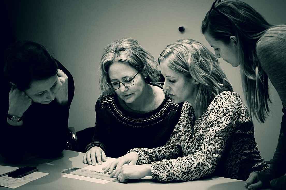 Seminar »Typografie im Grafik- und Kommunikationsdesign« am 25. November 2016 im Haus der Wirtschaft München.