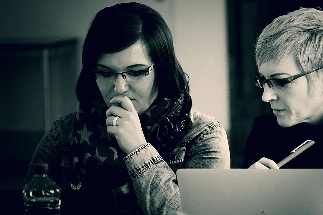 Seminar »Typografie im Grafik- und Kommunikationsdesign« und Workshop »Schriftmischung« am 1.–2. Dezember 2017 im Museum für Kommunikation in Berlin (11)
