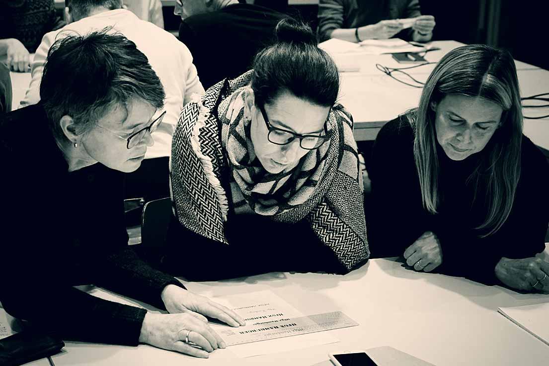 Seminar »Typografie im Grafik- und Kommunikationsdesign« am 17. November 2017 im Museum für Kommunikation in Frankfurt