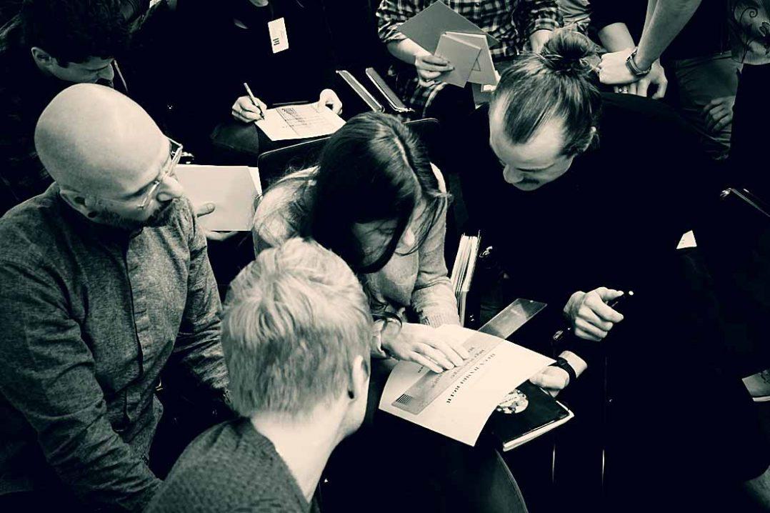 Seminar »Typografie im Grafik- und Kommunikationsdesign« am 22. November 2017 im Haus der Bayerischen Wirtschaft in München (2)