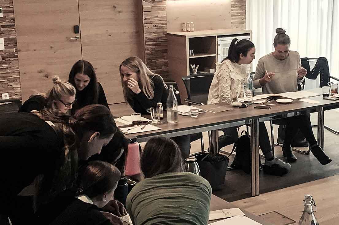 Inhouse-Seminar am 9. November 2018 bei Renner Media, Neumarkt a.W. bei Salzburg in Österreich (6)