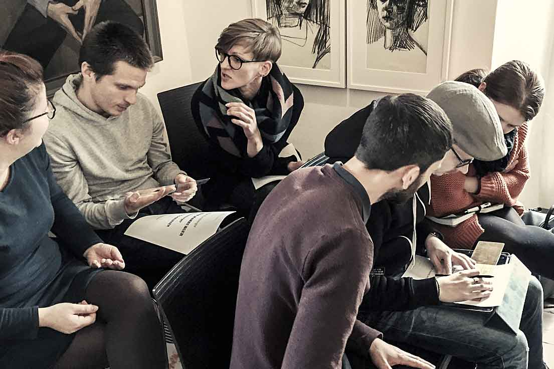 Inhouse-Seminar am 27. November 2018 bei der typografix-design GmbH, Braunschweig, Deutschland (5)